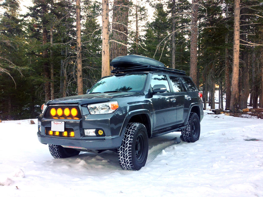 Want To Change 2014 T4r Fog Lights To Ion Cyrstal Yellow Page 2 Toyota 4runner Forum
